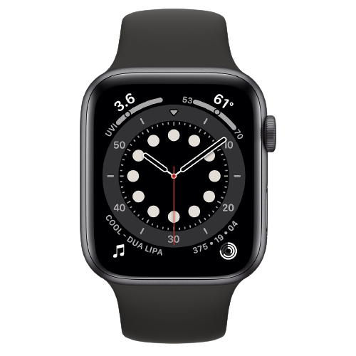 Apple Watch Serie 6 GPS 44MM SpaceGray